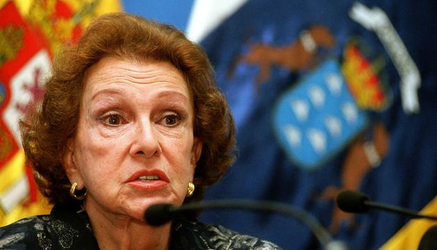 Amparo Rivelles, en una imagen del año 2000