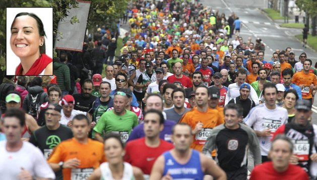 Conmoción en el atletismo navarro por el fallecimiento de la joven de Zizur Mayor