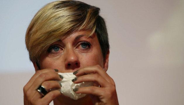 María Vasco anuncia su retirada