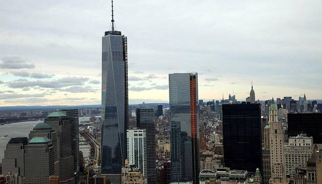 Nuevo One World Trade Center