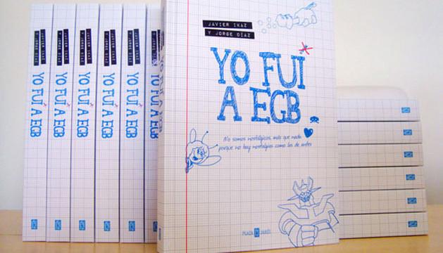 'Yo fui a EGB', de Javier Ikaz y Jorge Díaz
