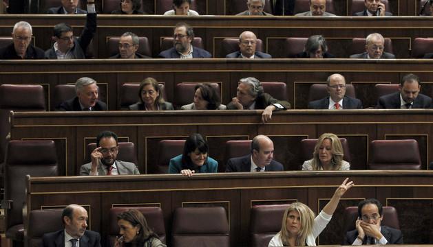 Congreso de los DIputados, este mes de noviembre.