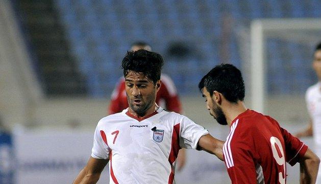 Masoud y Haidar