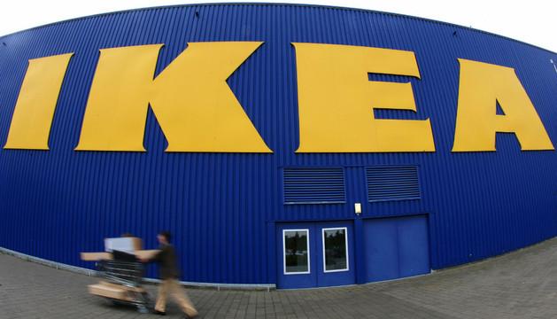 Imagen de un tienda de la empresa sueca Ikea
