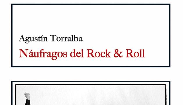 Portada de 'Náufragos del Rock & Roll'