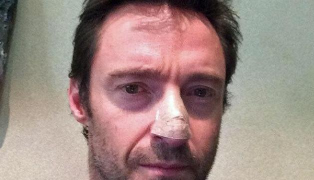 Imagen que Hugh Jackman ha publicado en Instagram