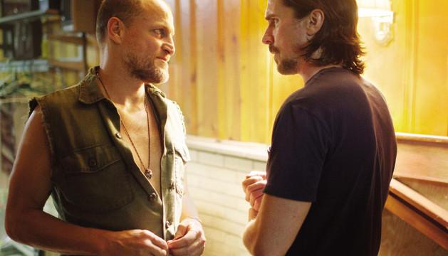 Christian Bale en la película 'Out of the Furnace'