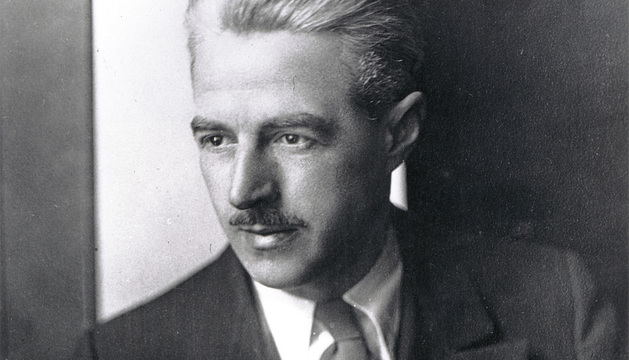 Dashiell Hammett (1894-1961).