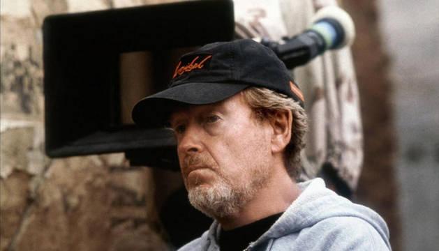 El director de 'Exodus', Ridley Scott