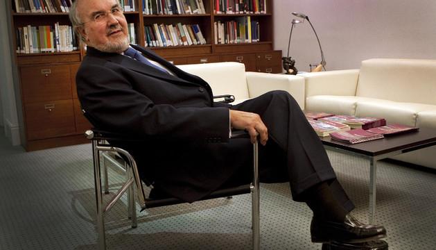 El exministro Pedro Solbes