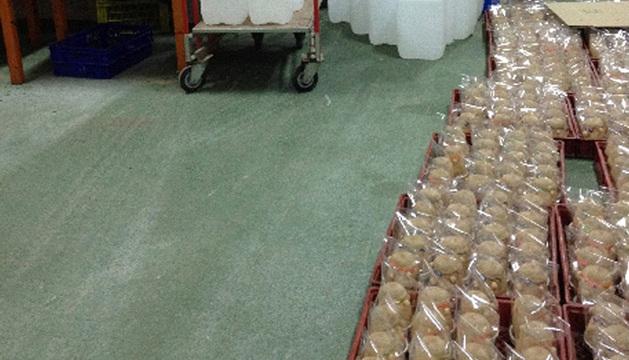 El laboratorio era capaz de producir 20 kilos de droga semanales.