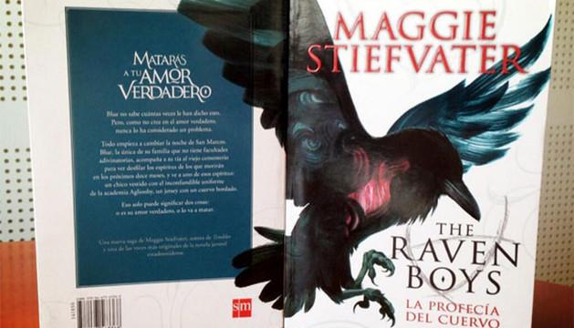 'The Raven Boys. La profecía del cuervo'