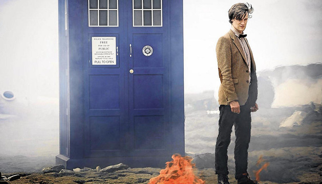 Uno de los Doctor Who