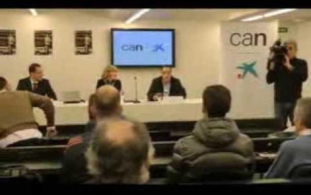 Presentacion de la San Silvestre 2013