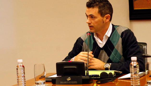 El parlamentario socialista Samuel Caro. ARCHIVO