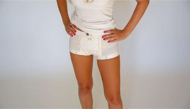 Imagen de AR Wear, la ropa interior anti-violación