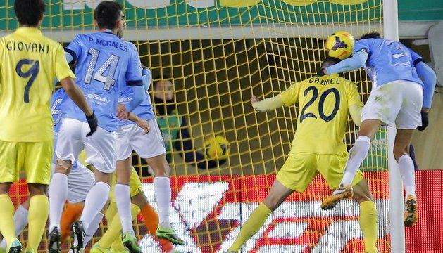Un gol de Weligton en el 93 salva un empate ante el Villarreal