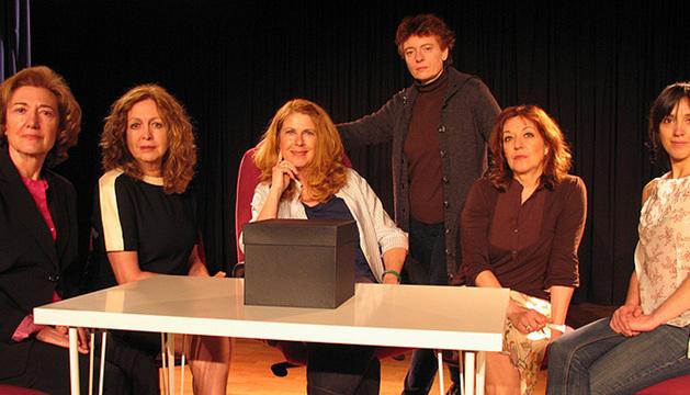 La caja oscura en el Teatro Gayarre