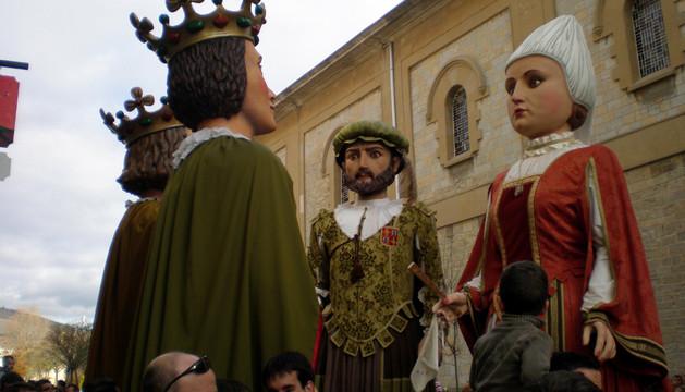 Fiestas San Andrés de Villava.