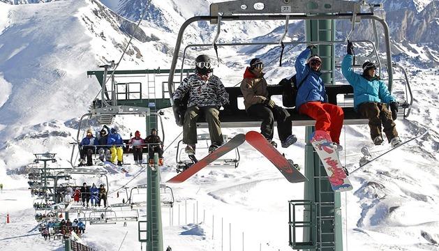 Comienza la temporada de deportes invernales