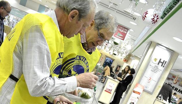 Más de 2.000 voluntarios actuarán desde 182 establecimientos repartidos por 44 poblaciones de Navarra.