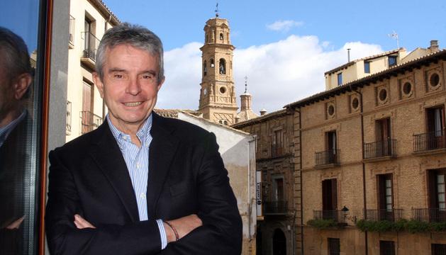El empresario corellano Antonio Catalán.