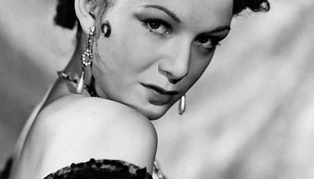 La actriz británica Jean Kent