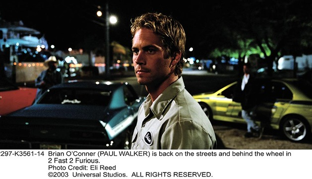 La carrera de Paul Walker en el cine