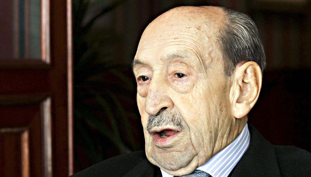 Alfonso Armada, en 2011