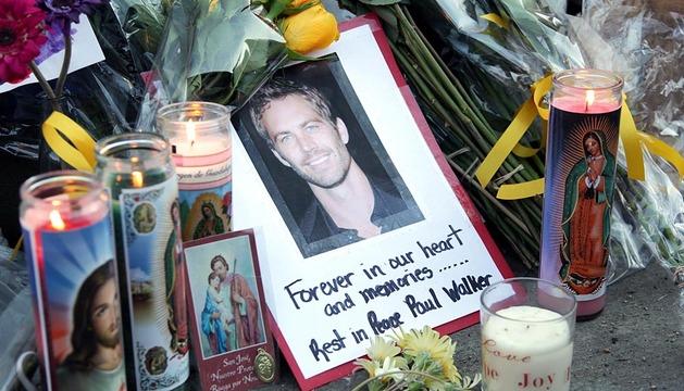 Los fans lloran la muerte de Paul Walker
