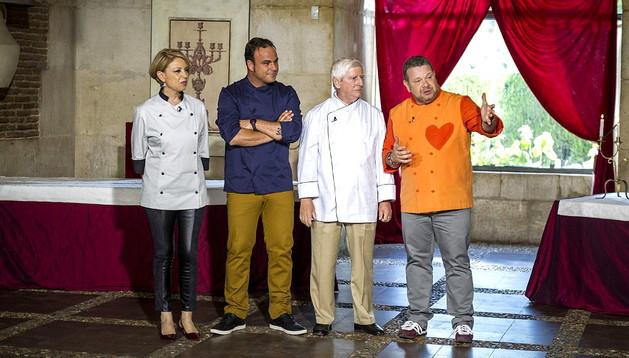 Top Chef, uno de los programas de Antena 3