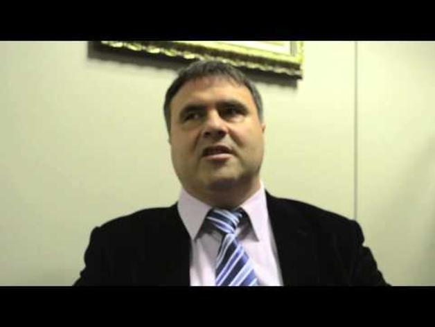 Entrevista a Valentín Fortún, Presidente del Consejo Territorial de la ONCE en Navarra