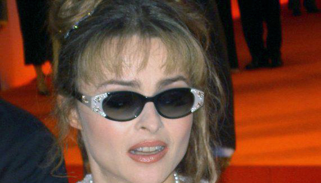 La actriz británica Helena Bonham-Carter