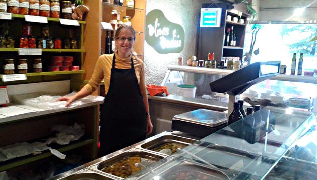Beatriz Muru Rubio, de Encurtidos y productos navarros
