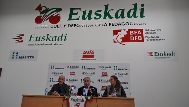 La Fundación Euskadi presenta su nuevo proyecto para  Continental