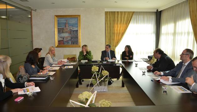 Reunión del Comité del Sello Reconcilia