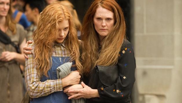 Fotograma del remake de la película 'Carrie'