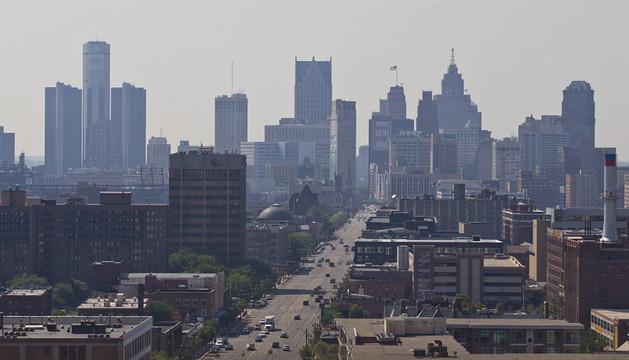 La ciudad de Detroit, en Michigan, declarada en bancarrota