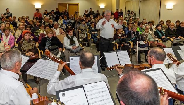 El concierto ofrecido el pasado viernes por la rondalla Los Estellicas