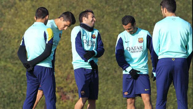 El Barça se agarra a la Copa para superar su bache de juego