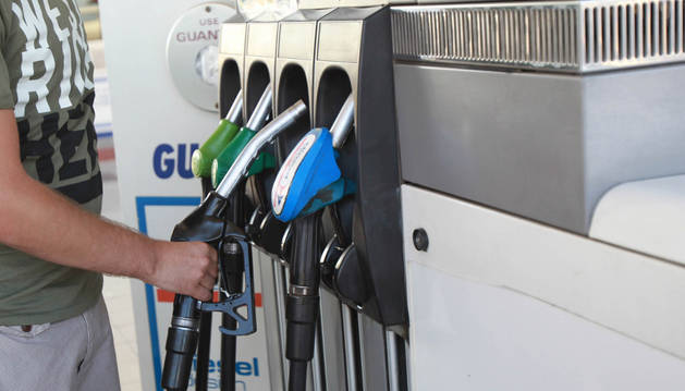 Gasolinera de Tudela