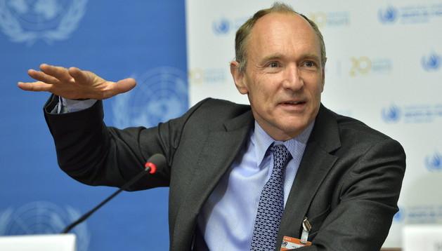 Tim Berners-Lee, el creador de la web (World Wide Web)