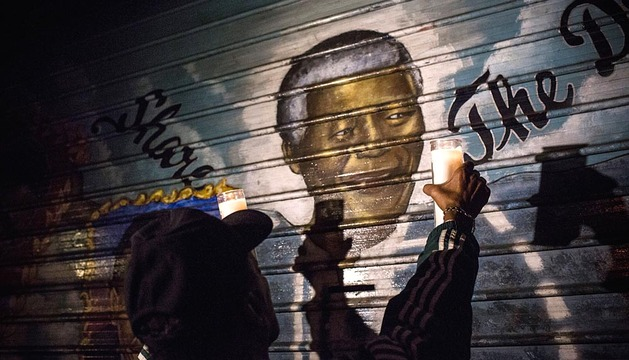 Muere a los 95 años el expresidente de Sudáfrica, Nelson Mandela