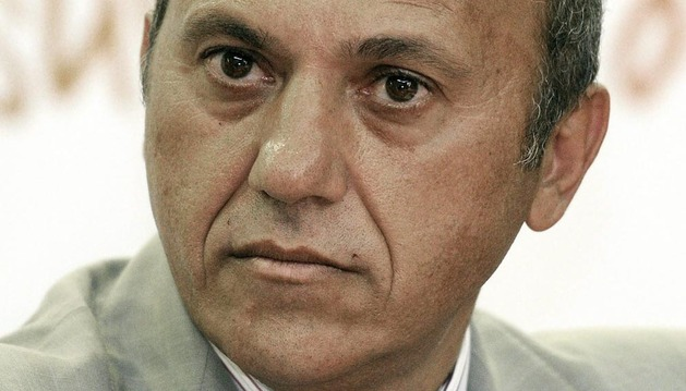 El presidente del Sevilla, José María del NIdo