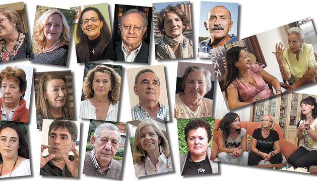 Entrevistas: el testimonio inédito de las víctimas