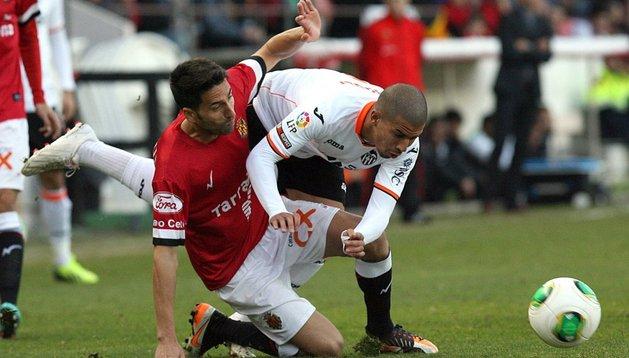Un gran Nàstic perdona a un triste Valencia