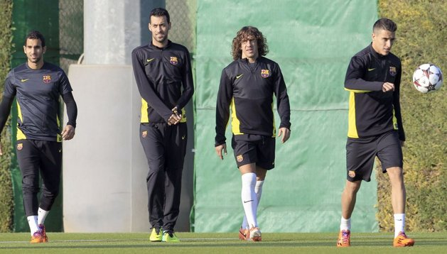 El Barcelona, a por el punto que le falta ante el Celtic