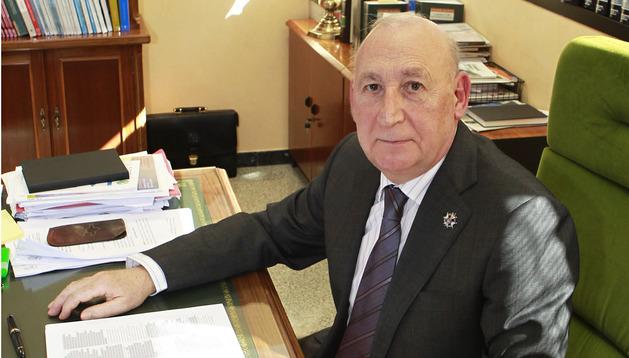Víctor Cubero, en una imagen de archivo