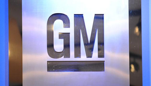Imagen del logotipo de General Motors
