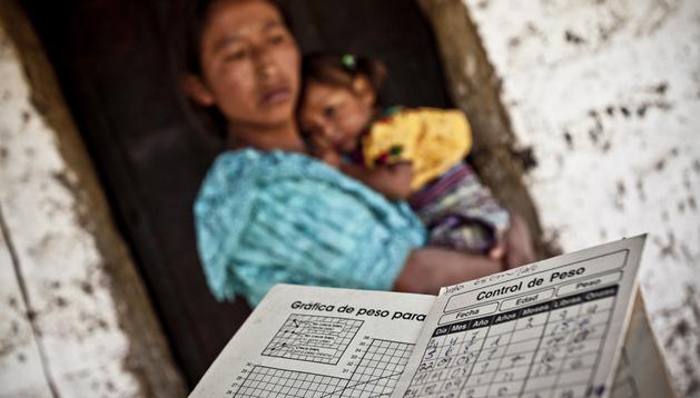 Proyecto Juana Pu, en Guatemala, de Oxfam Intermón